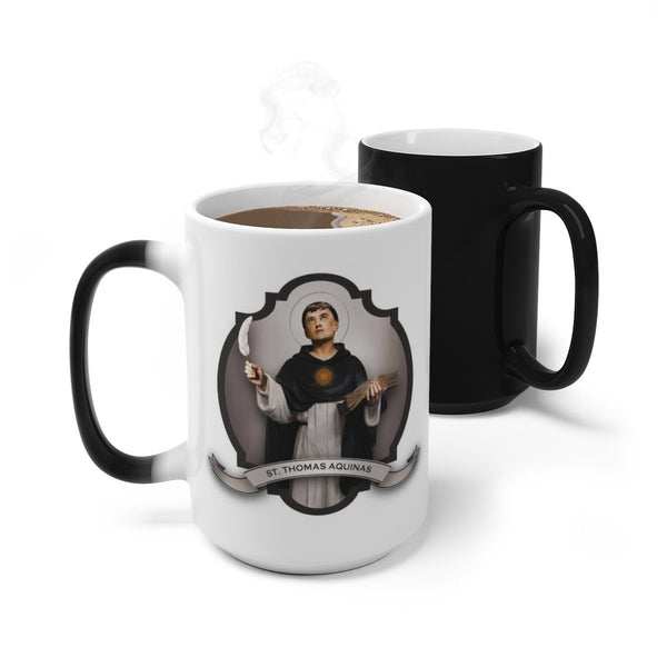 St. Thomas Aquinas Transitional Mug