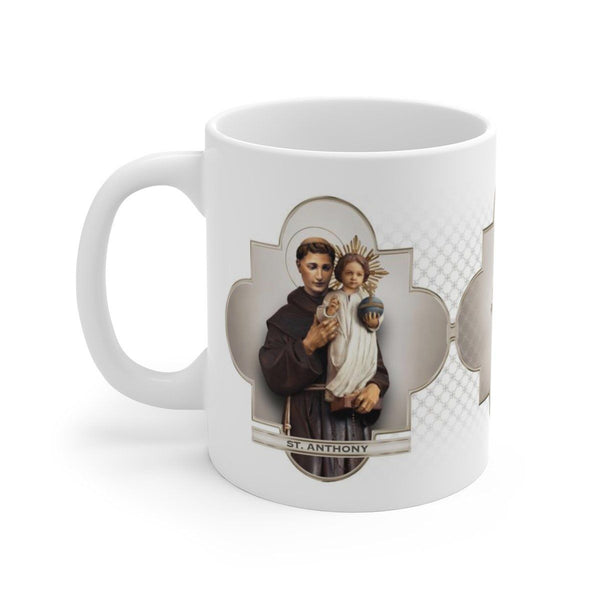 St. Anthony of Padua Ceramic Mug