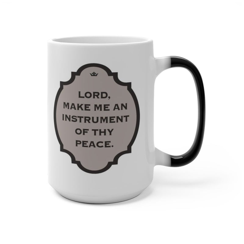 St. Francis of Assisi Transitional Mug