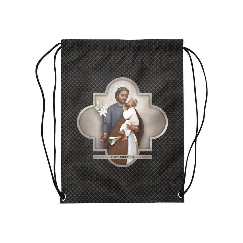 St. Joseph Drawstring Bag