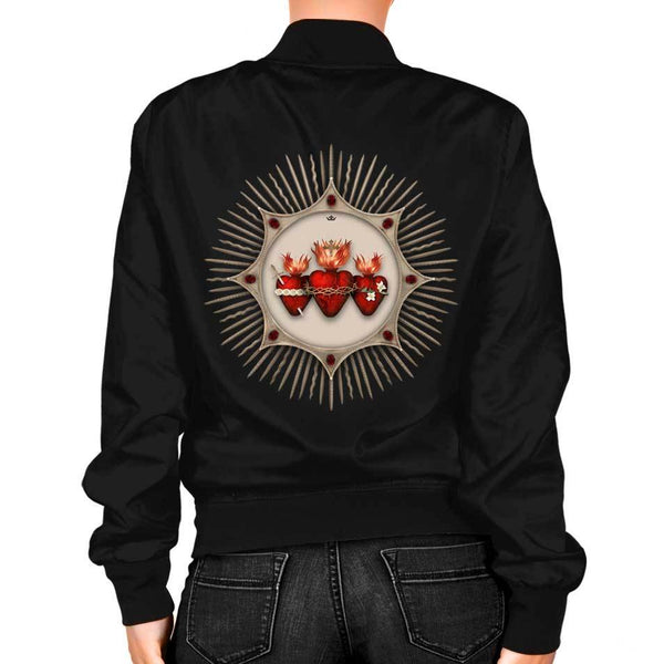 Holy Family Hearts Women's Jacket