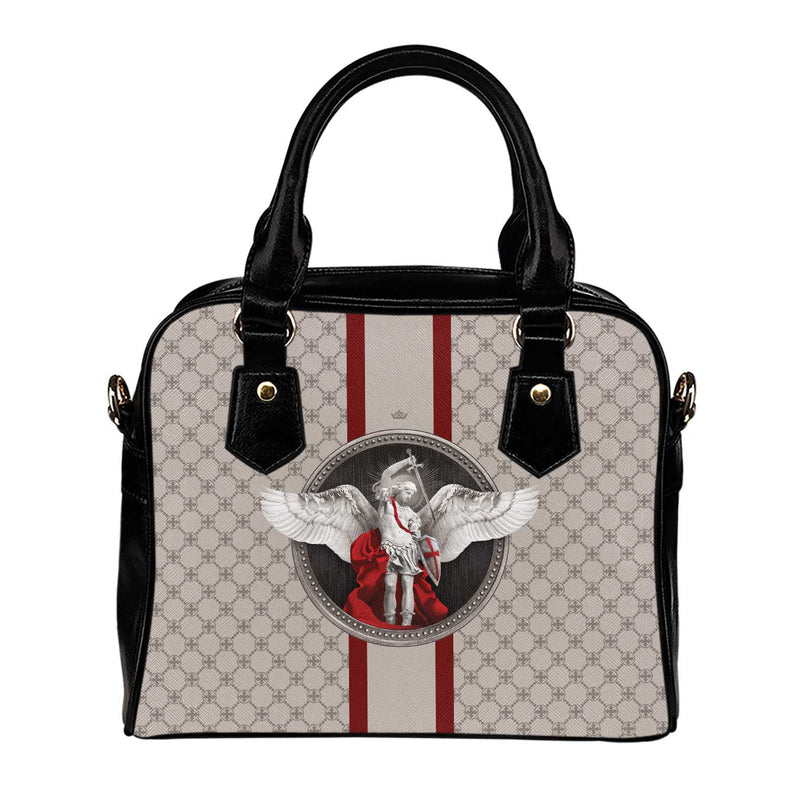 St. Michael the Archangel Medallion Handbag