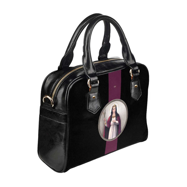 St. Philomena Medallion Handbag