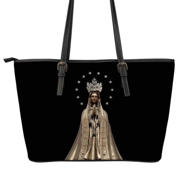 Queen of Heaven Large Tote Bag