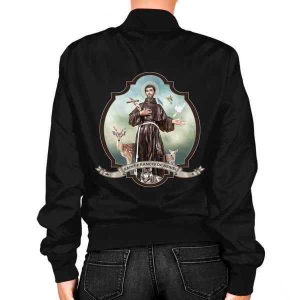 St. Francis of Assisi Women's Jacket