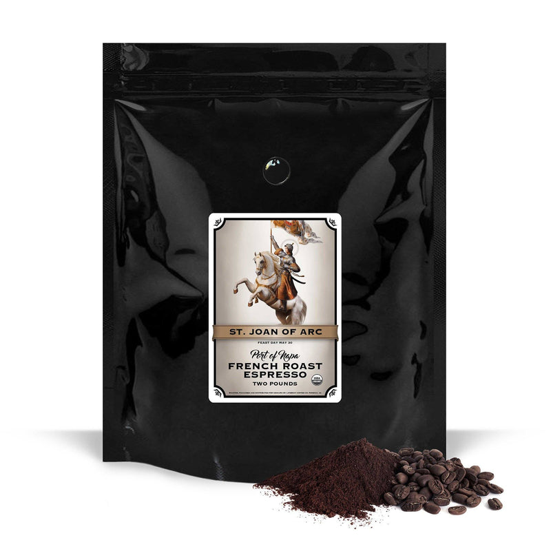 St. Joan of Arc French Roast Espresso