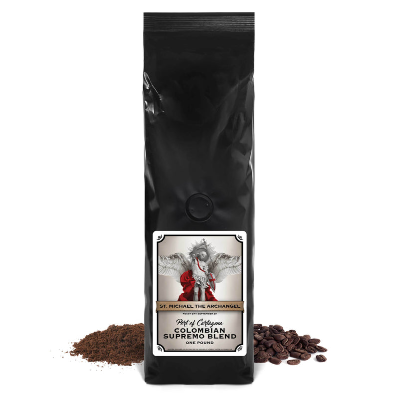 St. Michael the Archangel Columbian Supremo Blend