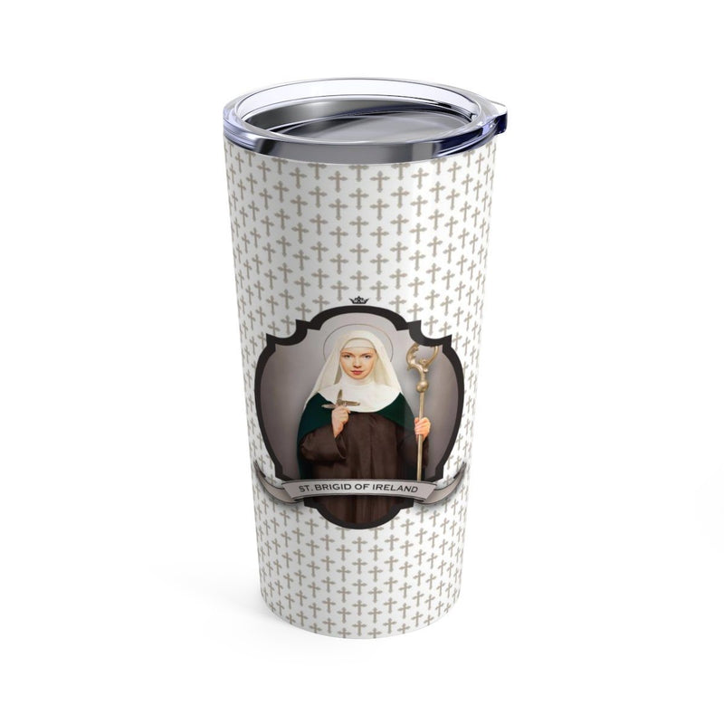 St. Brigid of Ireland Tumbler 20 oz.