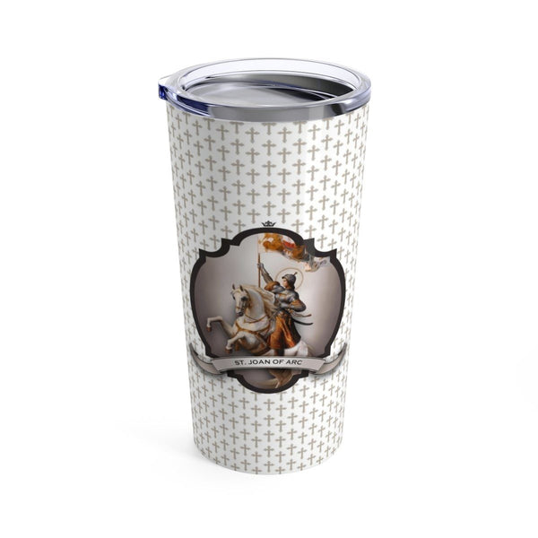 St. Joan of Arc Tumbler 20 oz.