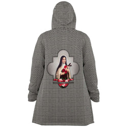 St. Therese of Lisieux Cloak (Plaid)