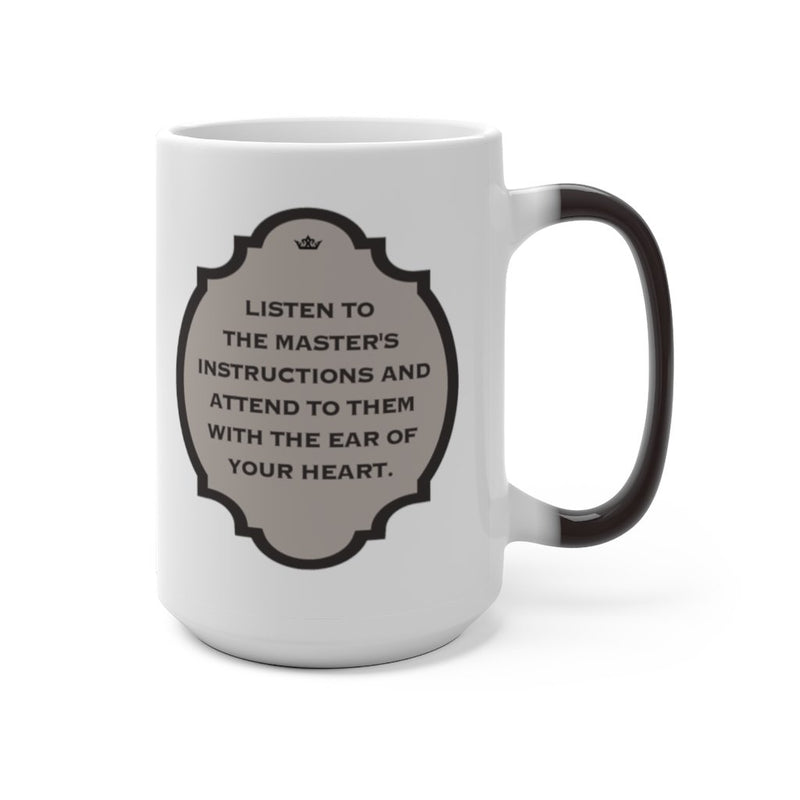St. Benedict Transitional Mug