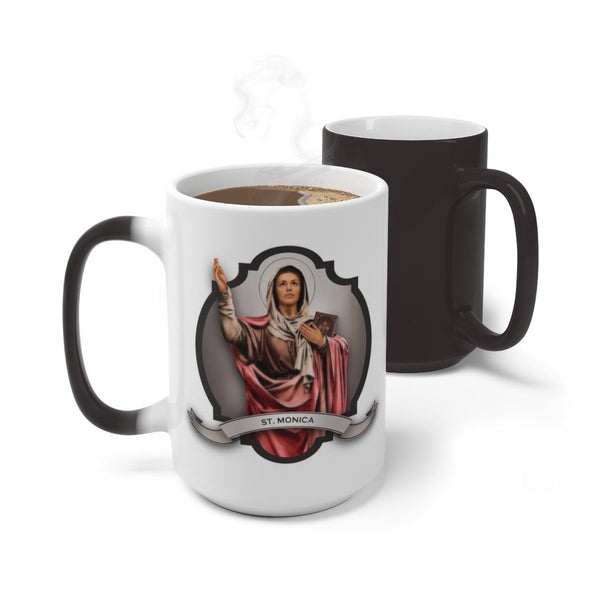 St. Monica Transitional Mug