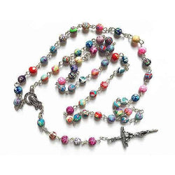Catherine Colorful Rosary