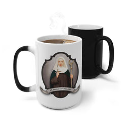 St. Brigid of Ireland Transitional Mug