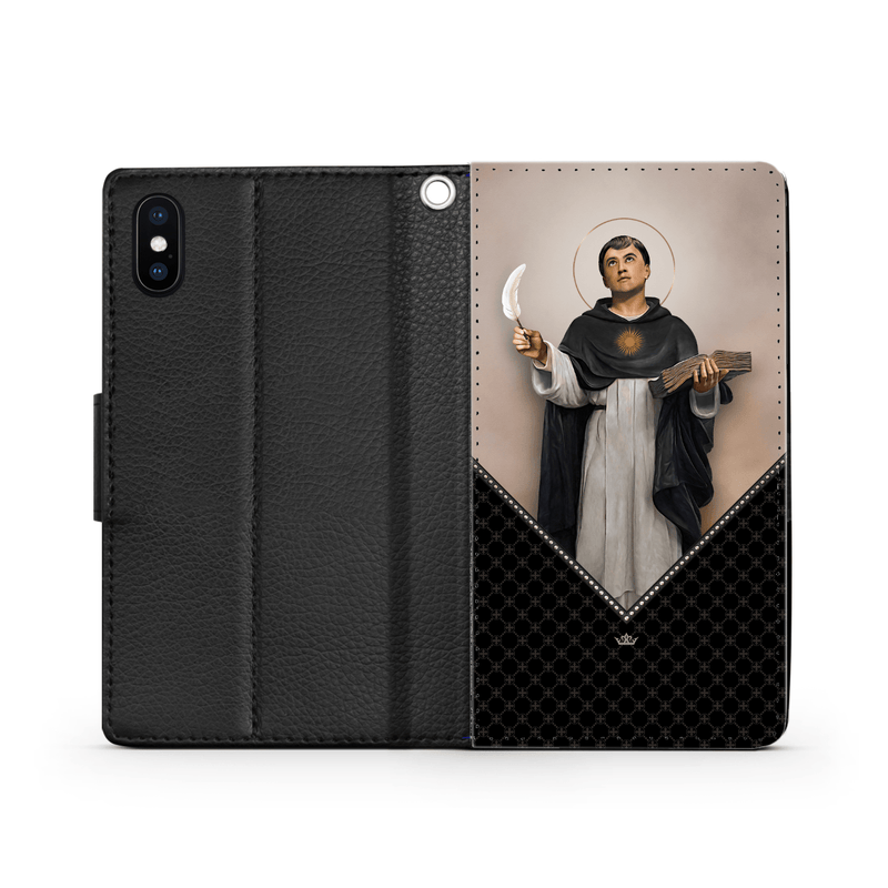 St. Thomas Aquinas Wallet Phone Case