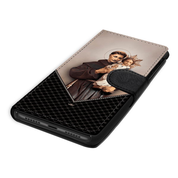 St. Anthony of Padua Wallet Phone Case