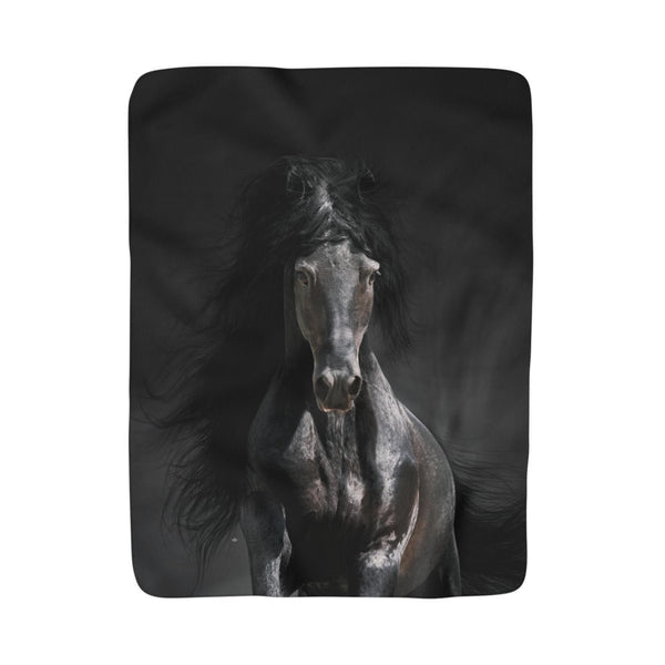 Valour Sherpa Fleece Blanket