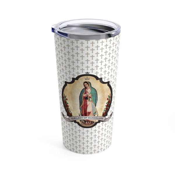 Our Lady of Guadalupe Tumbler 20 oz.