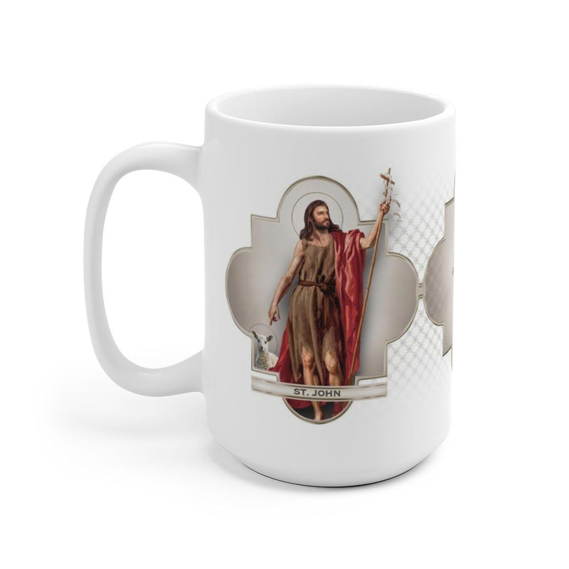St. John the Baptist Ceramic Mug