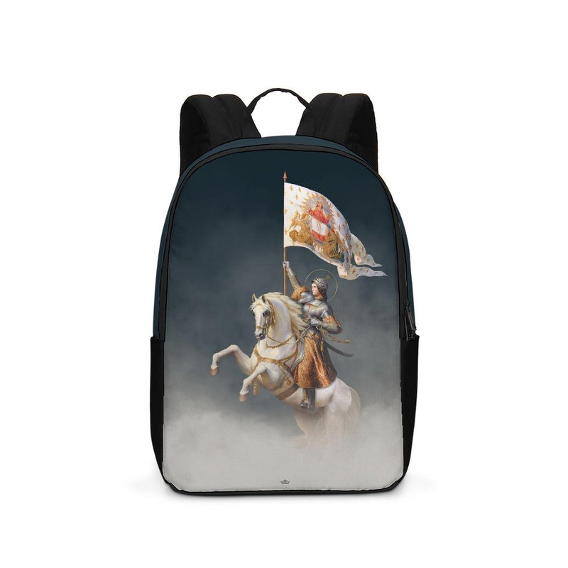 St. Joan of Arc Large Backpack