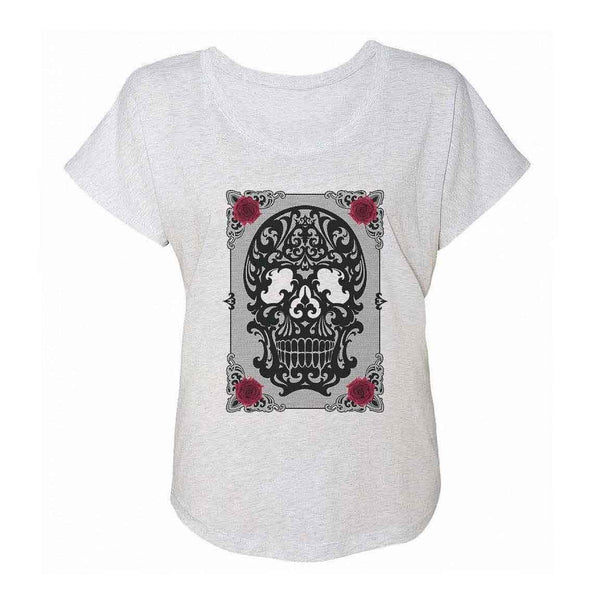 Lacy Days Women's Tri-Blend Tee