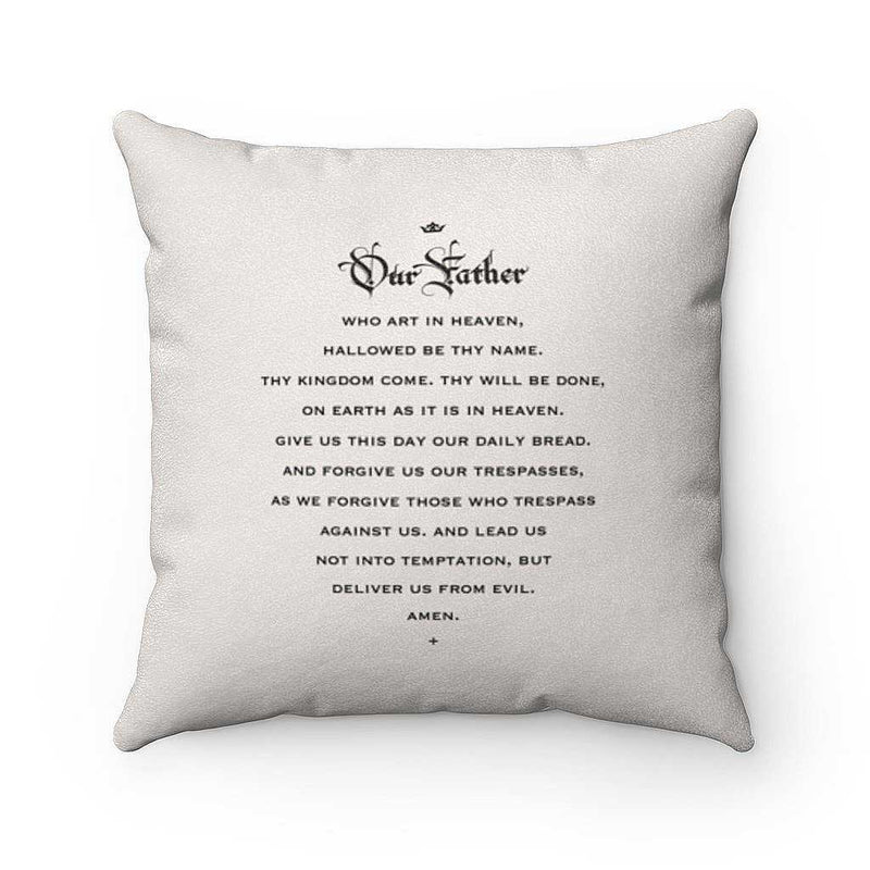 St. Dymphna Pillow