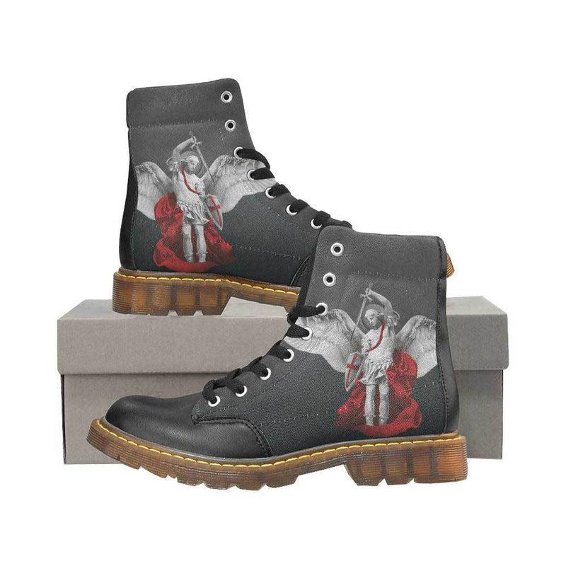 St. Michael the Archangel Women's Oxford Boots
