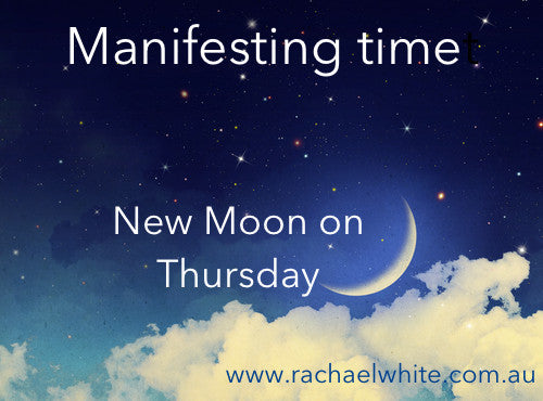 New Moon Manifesting in May