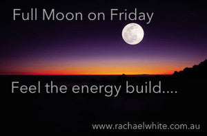 Full Moon Friday... Full Moon Ritual