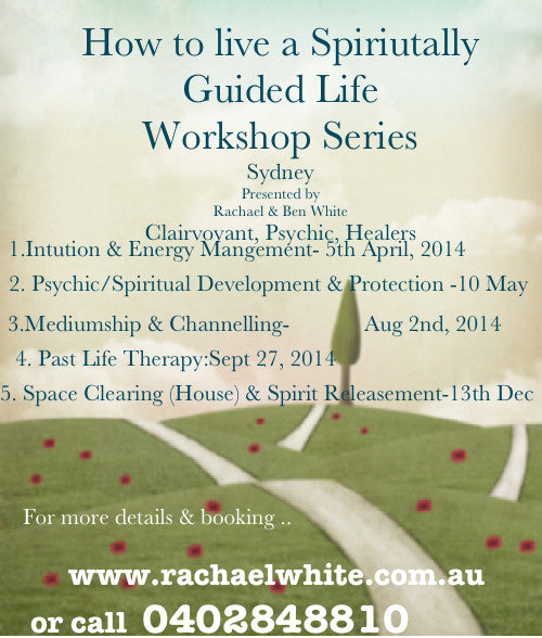 Psychic Development & Spiritual Protection Workshop