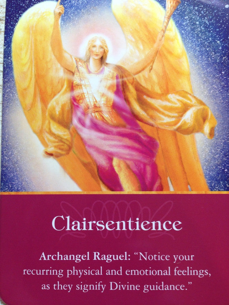 30 days of Archangel Awareness & Guidance begins....