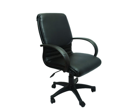 Rapidline Alexandra Medium Back Executive Chair Executive Chairs Dunn Furniture - Online Office Furniture for Brisbane Sydney Melbourne Canberra Adelaide
