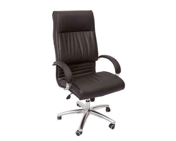 Rapidline Hanska High Back Executive Chair Executive Chairs Dunn Furniture - Online Office Furniture for Brisbane Sydney Melbourne Canberra Adelaide