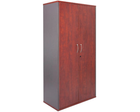 Rapidline Rapid Manager Cupboard Appletree/ Ironstone Storage Units Dunn Furniture - Online Office Furniture for Brisbane Sydney Melbourne Canberra Adelaide
