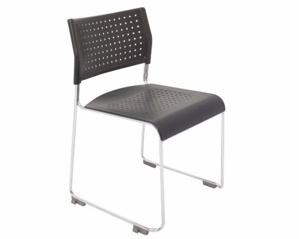 Rapidline Wimbledon Visitor Chair Visitor Chairs Dunn Furniture - Online Office Furniture for Brisbane Sydney Melbourne Canberra Adelaide