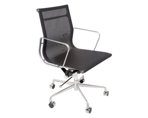 Rapidline Luther Mesh Back Operator Chair Task Chairs Dunn Furniture - Online Office Furniture for Brisbane Sydney Melbourne Canberra Adelaide