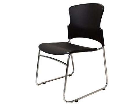 Rapidline Zing Visitor Chair Visitor Chairs Dunn Furniture - Online Office Furniture for Brisbane Sydney Melbourne Canberra Adelaide