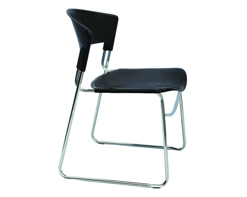 Rapidline Zola Visitor Chair Visitor Chairs Dunn Furniture - Online Office Furniture for Brisbane Sydney Melbourne Canberra Adelaide