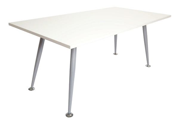 Rapidline Rapid Span Meeting Table White Meeting Tables Dunn Furniture - Online Office Furniture for Brisbane Sydney Melbourne Canberra Adelaide
