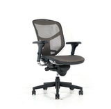 Fineseat I-Mesh Task Chair Gunmetal Grey Task Chairs Dunn Furniture - Online Office Furniture for Brisbane Sydney Melbourne Canberra Adelaide