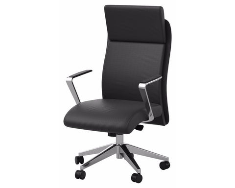 Lotus Highback Executive Chair Executive Chairs Dunn Furniture - Online Office Furniture for Brisbane Sydney Melbourne Canberra Adelaide