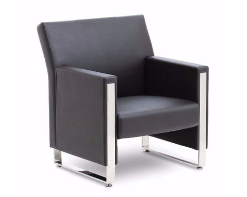 OLG Metropol Office Lounge Chair Lounge Chairs Dunn Furniture - Online Office Furniture for Brisbane Sydney Melbourne Canberra Adelaide