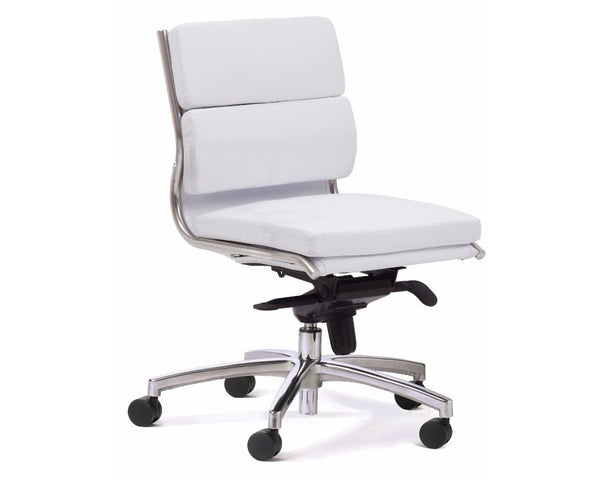 OLG Mode Boardroom Chair White Task Chairs Dunn Furniture - Online Office Furniture for Brisbane Sydney Melbourne Canberra Adelaide