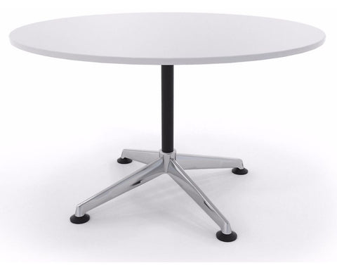OLG Modulus Round Meeting Table Meeting Tables Dunn Furniture - Online Office Furniture for Brisbane Sydney Melbourne Canberra Adelaide
