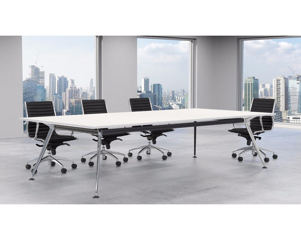 Profile Boardroom Table Boardroom Tables Dunn Furniture - Online Office Furniture for Brisbane Sydney Melbourne Canberra Adelaide