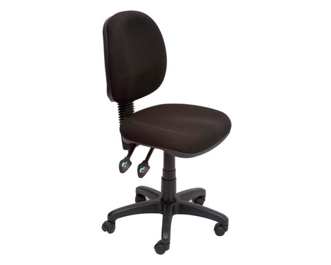 Rapidline Kayson Operator Mid Back Chair Task Chairs Dunn Furniture - Online Office Furniture for Brisbane Sydney Melbourne Canberra Adelaide