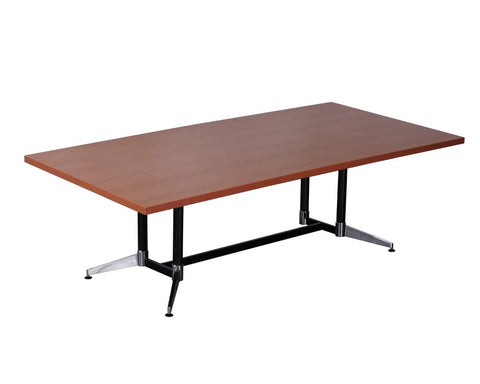 Rapidline Typhoon Boardroom Table Cherry Boardroom Tables Dunn Furniture - Online Office Furniture for Brisbane Sydney Melbourne Canberra Adelaide