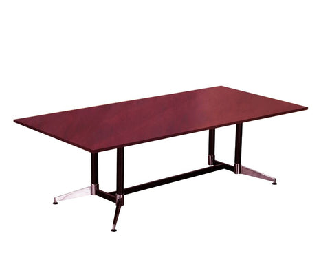 Rapidline Typhoon Boardroom Table Appletree 2400