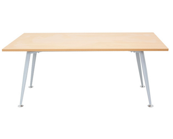 Rapidline Rapid Span Meeting Table Beech Meeting Tables Dunn Furniture - Online Office Furniture for Brisbane Sydney Melbourne Canberra Adelaide