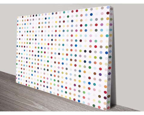Xylosidase By Damien Hirst Wall Art Modern Art Dunn Furniture - Online Office Furniture for Brisbane Sydney Melbourne Canberra Adelaide